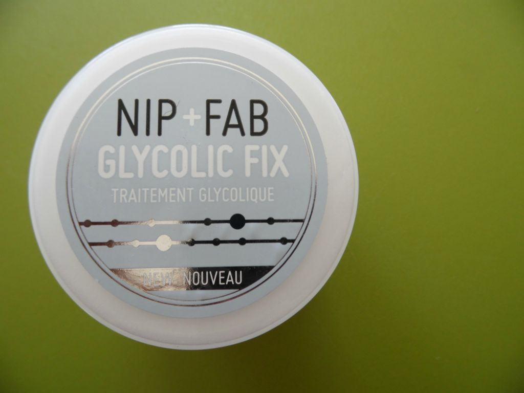 NIP+FAB Glycolic Fix - By Megan Kelly