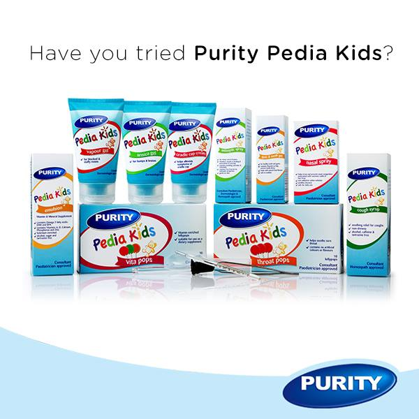 Purity Colds and Flu - By Megan Kelly