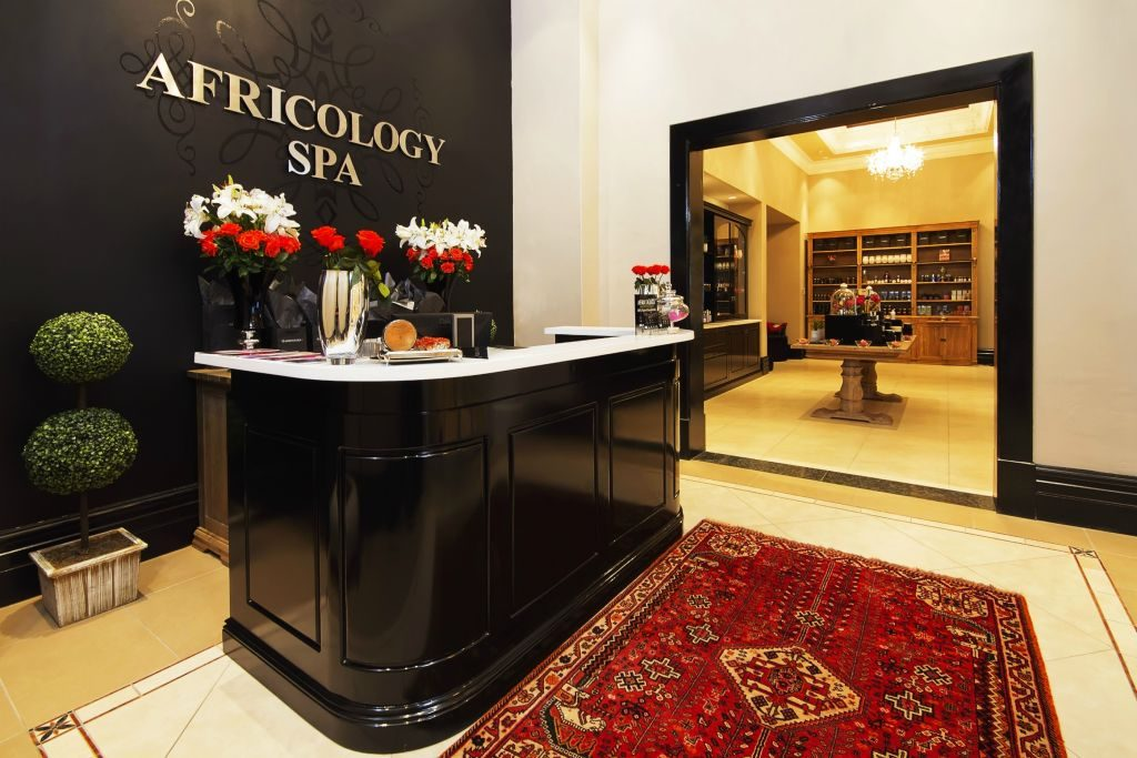 Africology Spa-Reception area-1