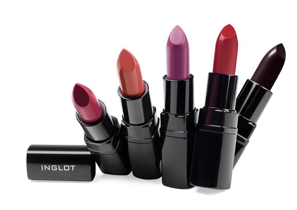 INGLOT Matte Lipsticks - By Megan Kelly