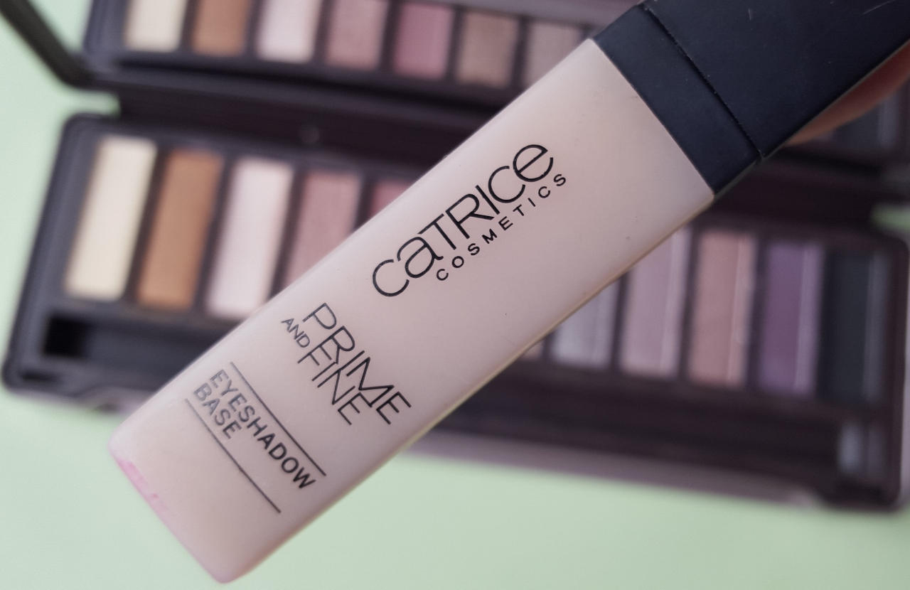 Catrice Prime and Fine Eyeshadow Base - By Megan Kelly``