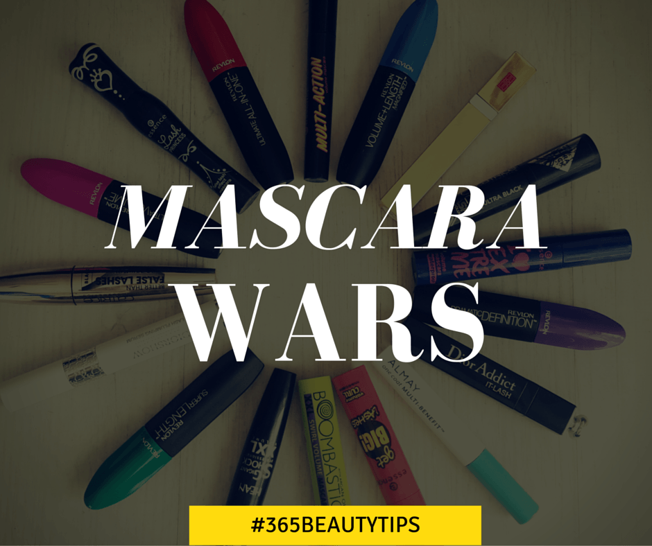 Mascara Wars - By Megan Kelly