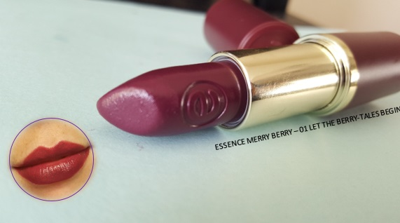 Essence Merry Berry - By Megan Kelly