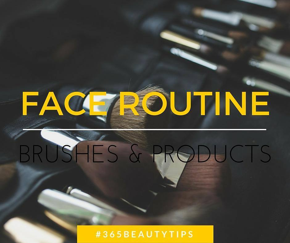 Face Routine - By Megan Kelly
