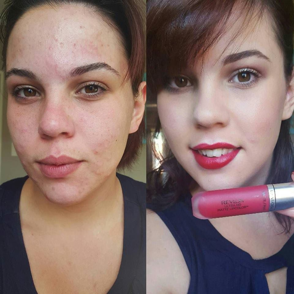 The Power of Makeup - By Megan Kelly