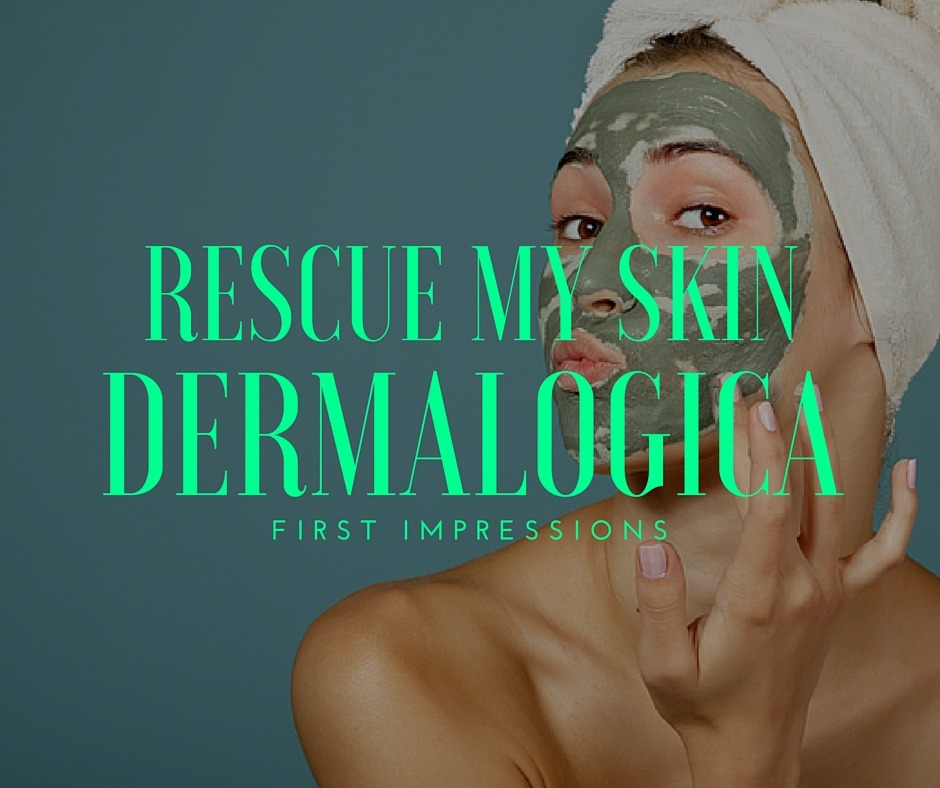 Dermalogica Charcoal Rescue Mask - By Megan Kelly