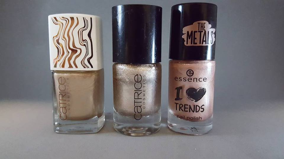 Winter Nude Nails - By Megan Kelly
