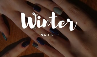 [#365BeautyTips] Winter Nails (Day 162 – 168)