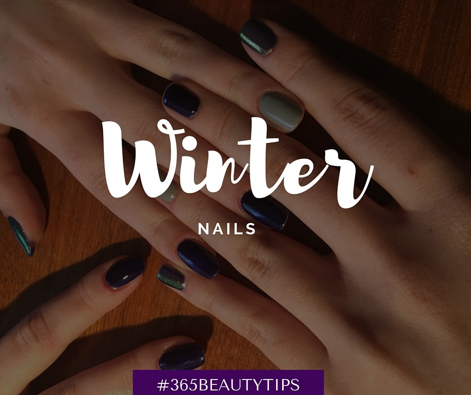 Winter Nails - By Megan Kelly