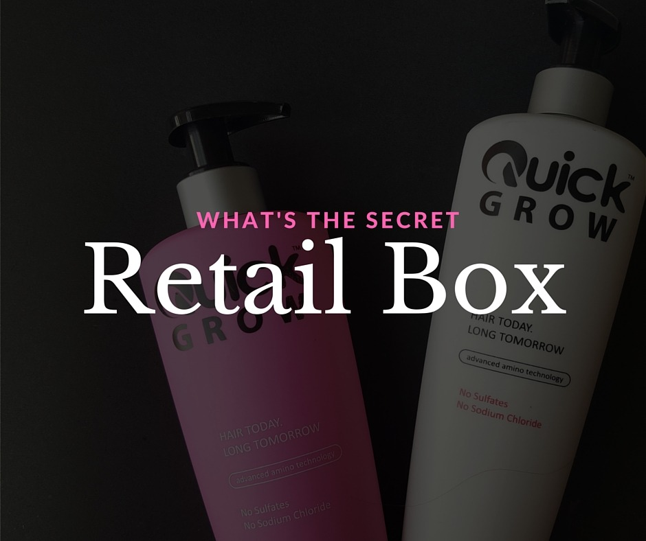 RBSecretbox 25 Retail Box - By Megan Kelly