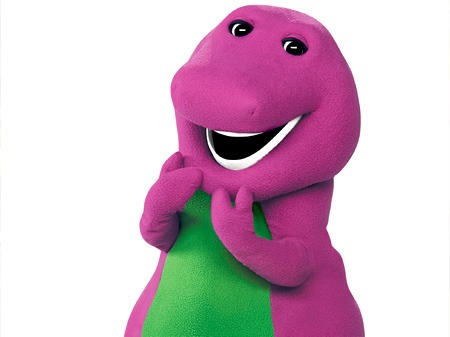 Barney and Friends - By Megan Kelly
