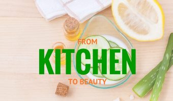[#365BeautyTips] From Kitchen to Beauty (Day:155-161)