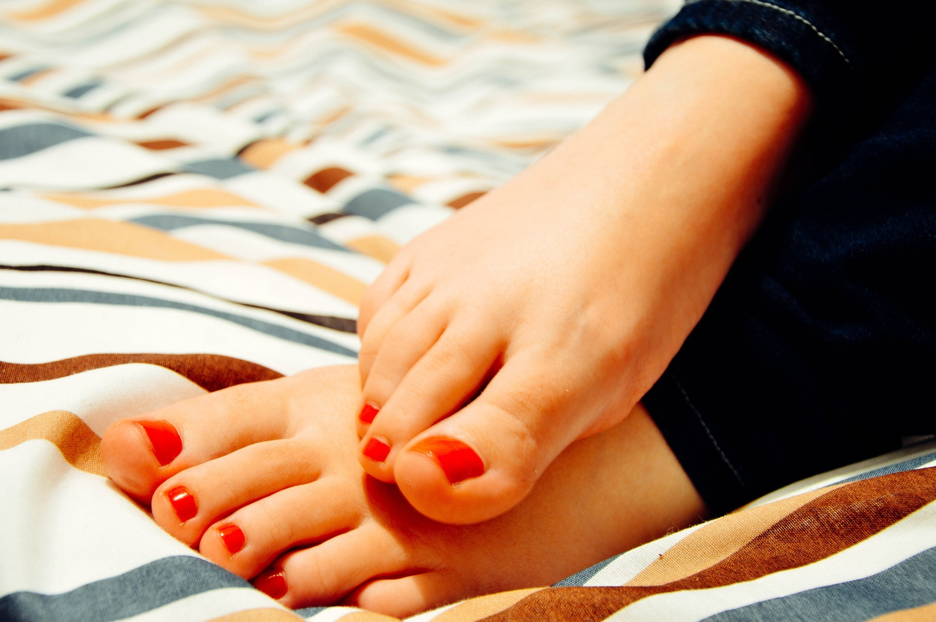 Tips for Soft Feet - By Megan Kelly
