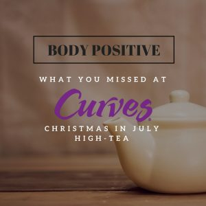 What I shared about Body Positivity at Curves' High-Tea