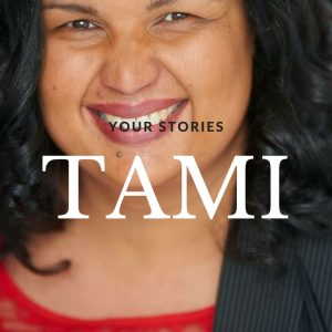 Your Stories: Tazz Discovers faking it until you make it