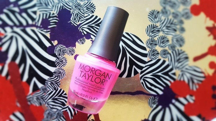 Morgan Taylor'B-Girl Style Nailpolish - By Megan Kelly
