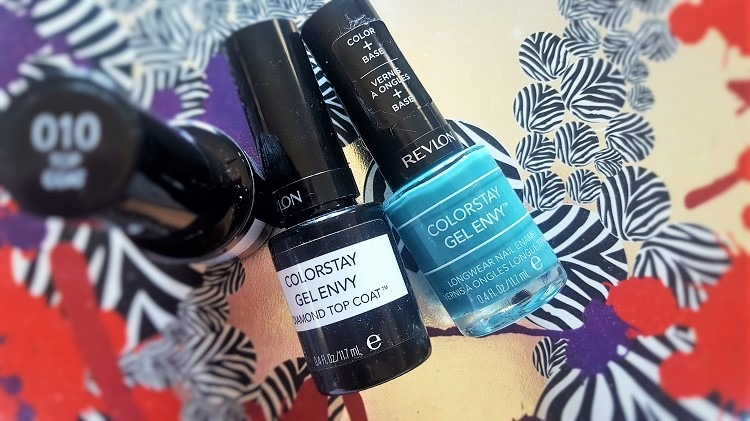 Revlon Gel Envy Dealer's Choice - By Megan Kelly