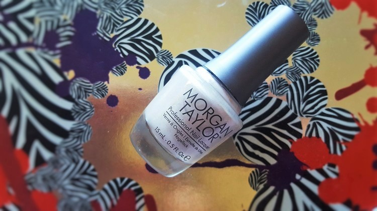 Morgan Taylor My Yacht, My rules Nailpolish - By Megan Kelly