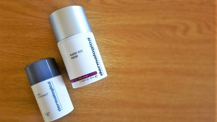 Dermalogica Microfoliant and Repair Cream - By Megan Kelly