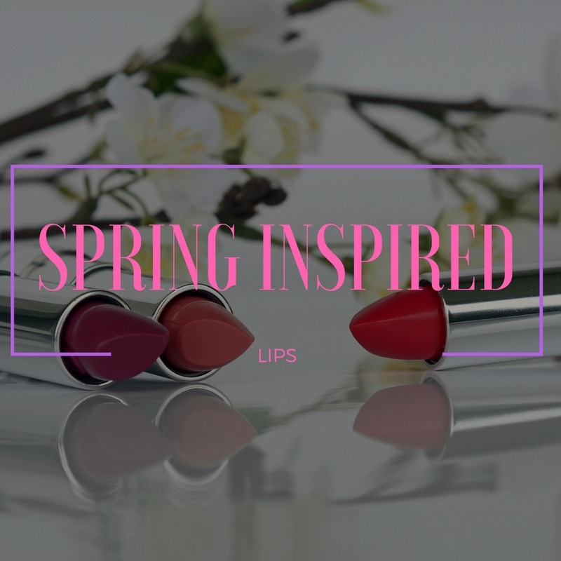 Spring Inspired Lips - By Megan Kelly