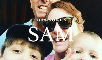 Your Stories: Sam learns to love her body after feeling it had betrayed her