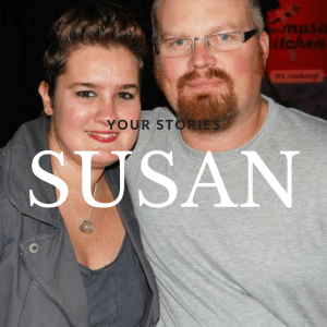 Your Stories: Susan moves forward after looking back