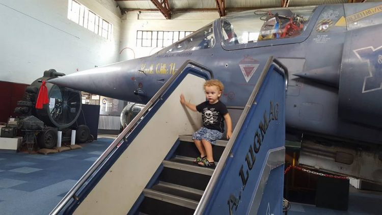 SAAF Museum Port Elizabeth - By Megan Kelly