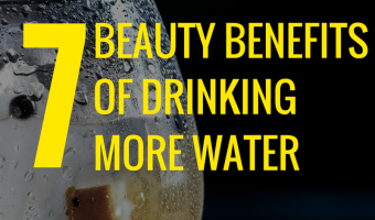[#365BeautyTips] Beauty Benefits from Drinking Water