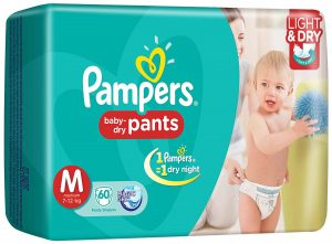 Pampers Pants - By Megan Kelly