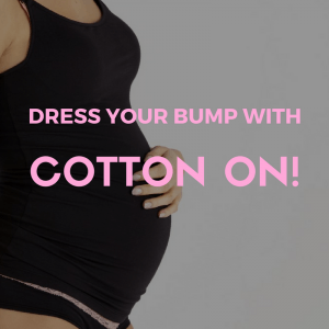 Cotton On Body Launches Maternity Wear