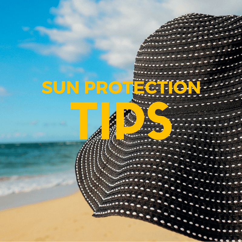sun-protection tips - By Megan Kelly