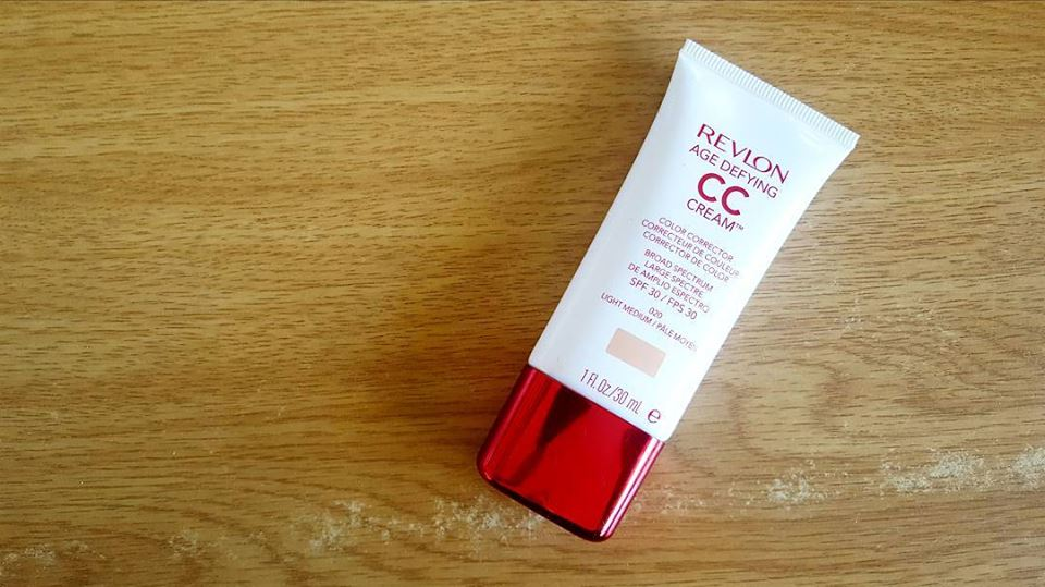Revlon CC Cream - By Megan Kelly