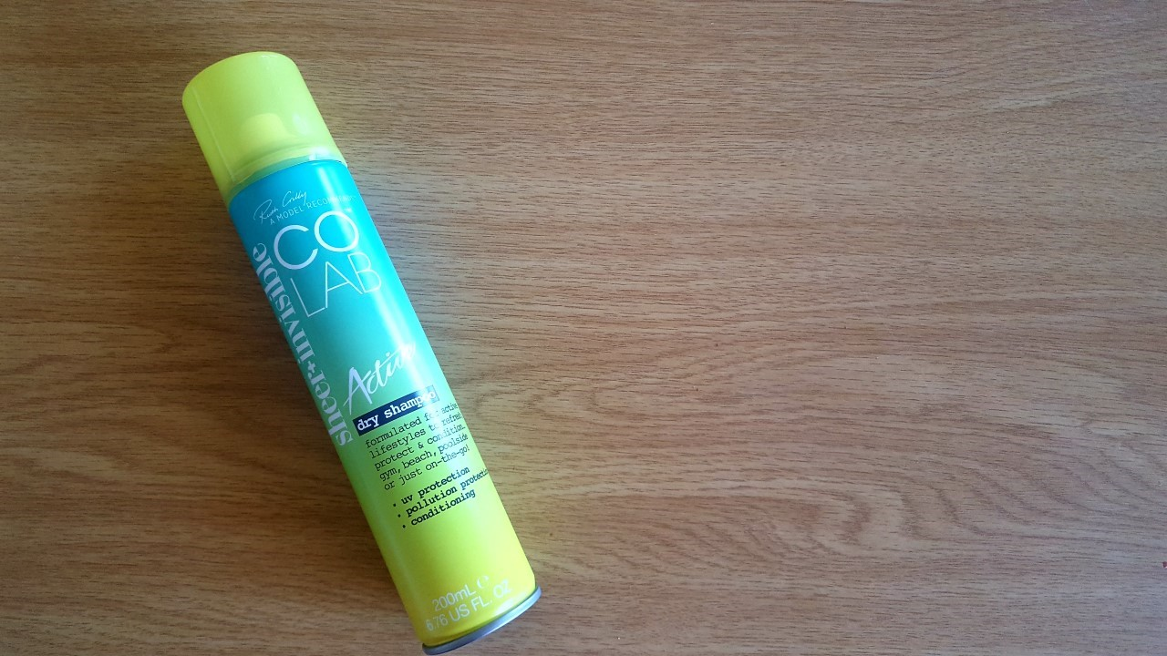 CoLab Dry Shampoo - By Megan Kelly