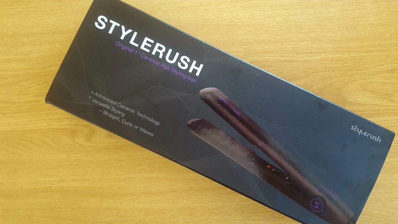 StyleRush Styler - By Megan Kelly