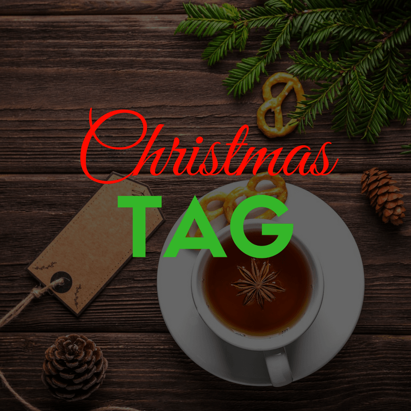 Christmas Tag - By Megan Kely