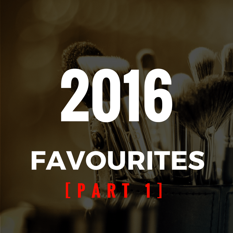 2016 Favourites - By Megan Kelly