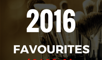 [#365BeautyTips] 2016 Favourites – Pt 2