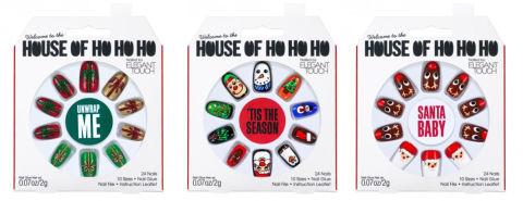 House of Holland Stick Ons - By Megan Kelly