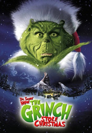 The Grinch - By Megan Kelly