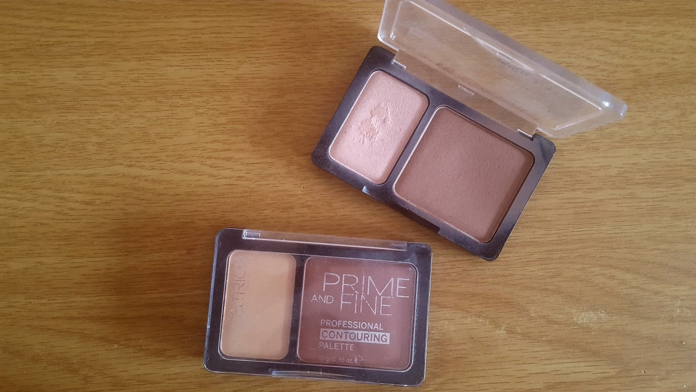 CATRICE Prime and Fine Contouring Duo - By Megan Kelly
