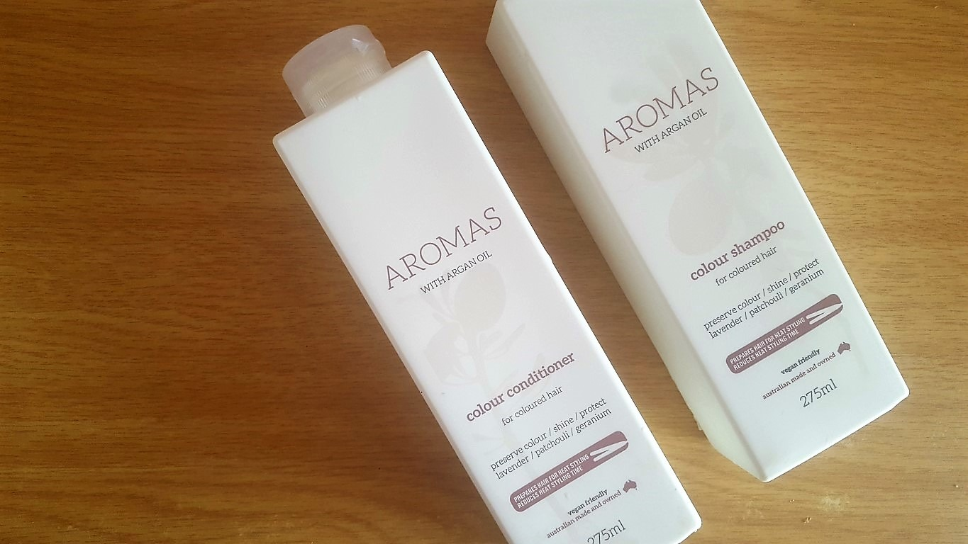 NAK Aromas Haircare for Colour - By Megan Kelly
