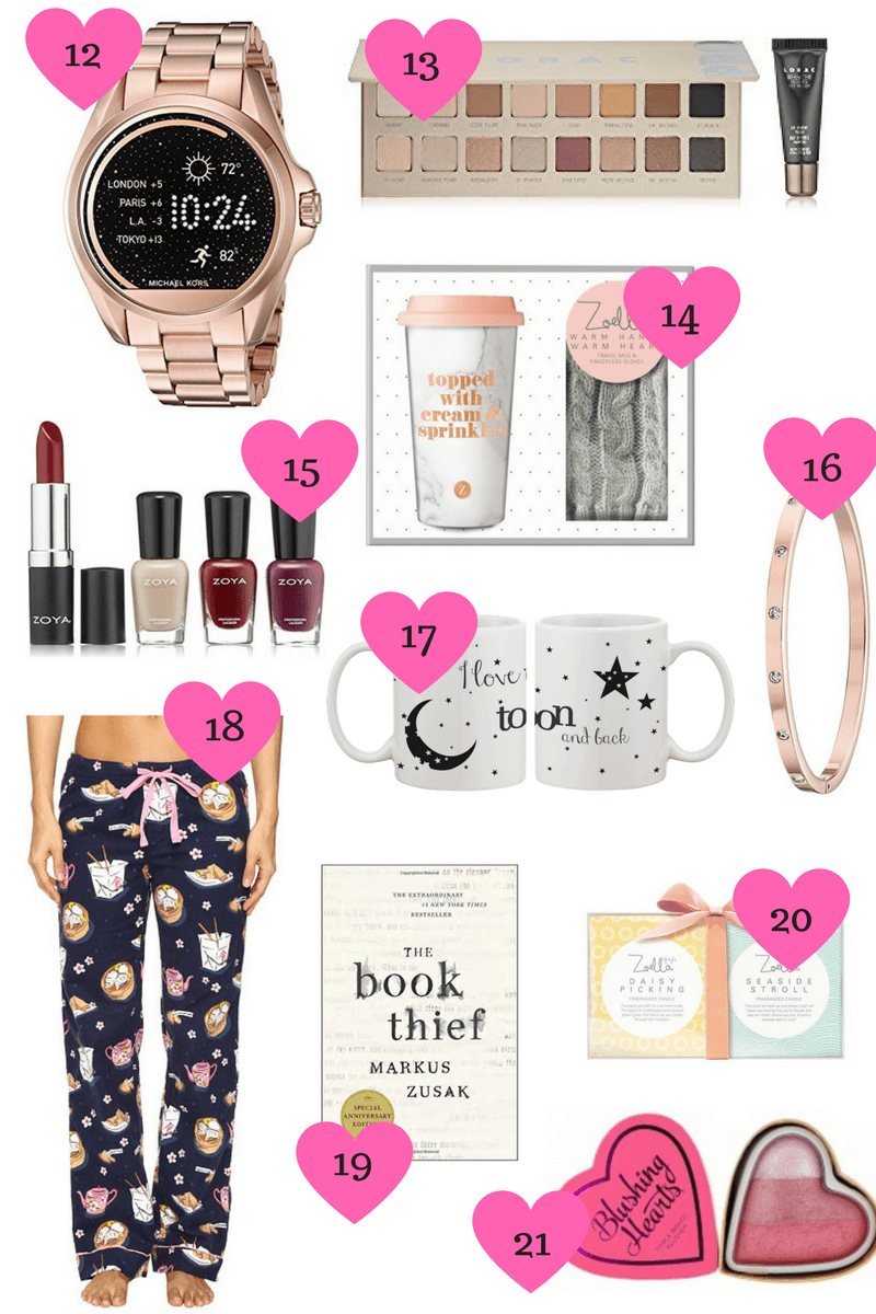 Valentine's Gift Guide - By Megan Kelly