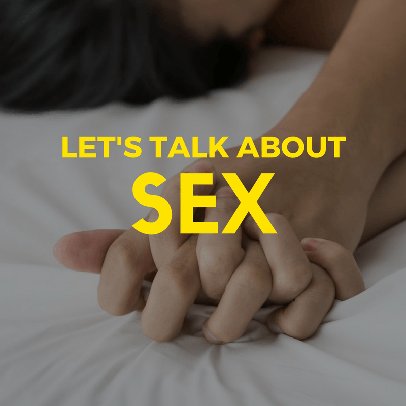 let's talk about sex - By Megan Kelly