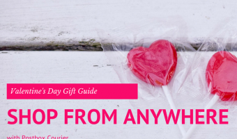 [CLOSED] Valentine's Gift Guide – Shop from Anywhere in the World with Postbox Courier
