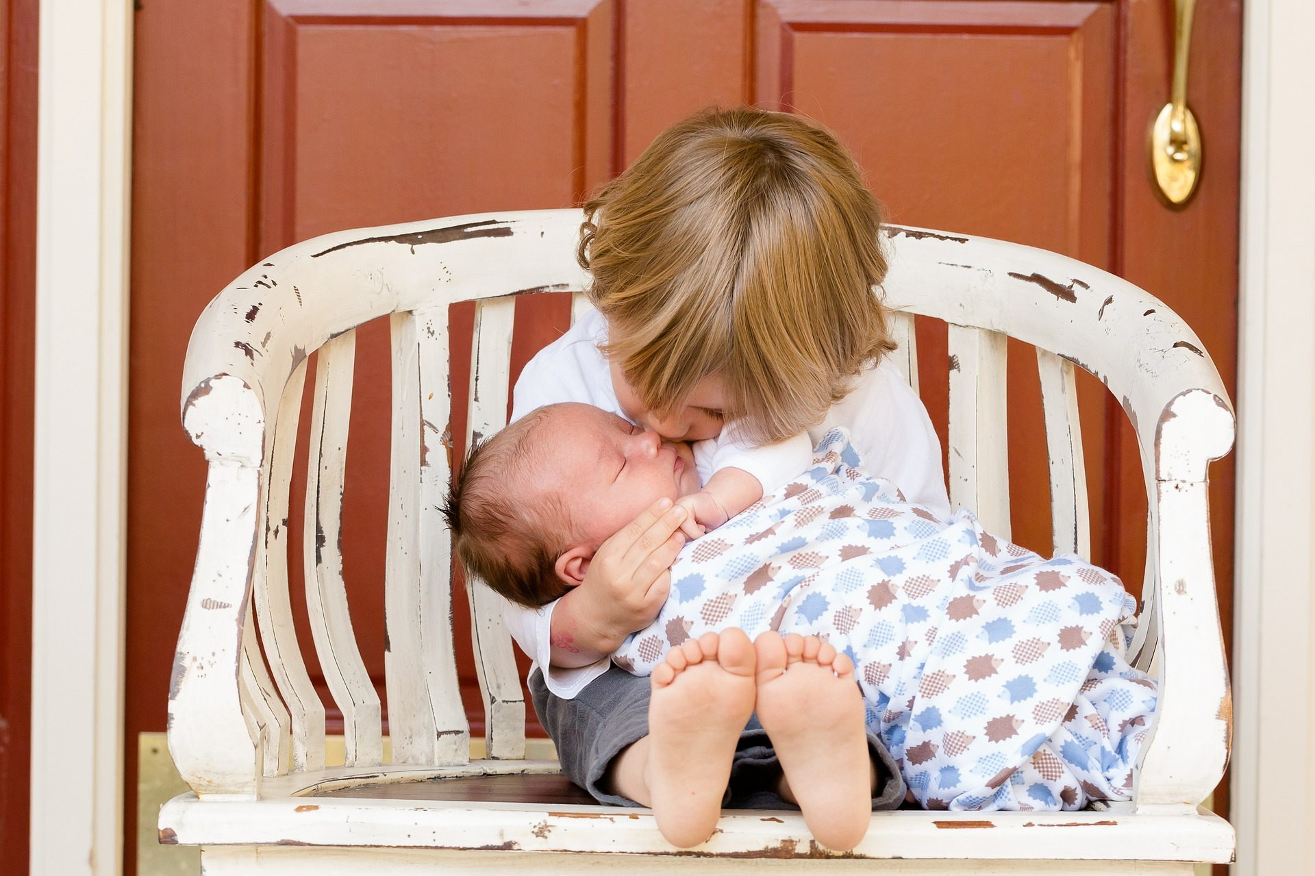 Preparing your toddler for a sibling - By Megan Kelly