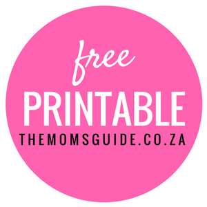 free printable - By Megan Kelly
