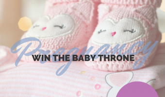 [CLOSED] Win The Ultimate Baby Shower Gift: The Baby Throne