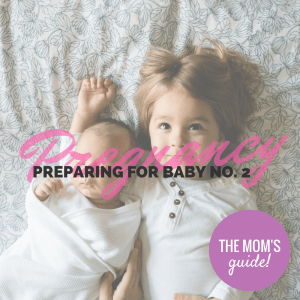 Tips for preparing your toddler for baby number 2
