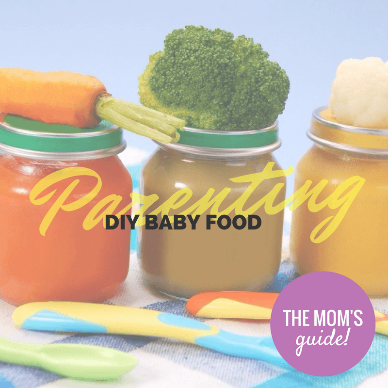 DIY Baby Food - By Megan Kelly