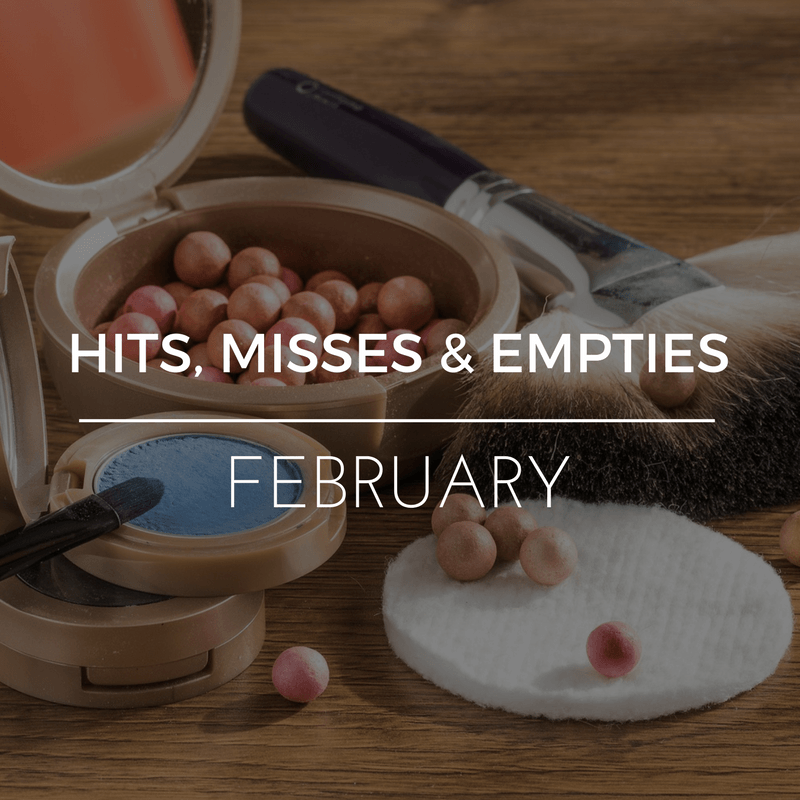 Hits, Misses and Empties - By Megan Kelly